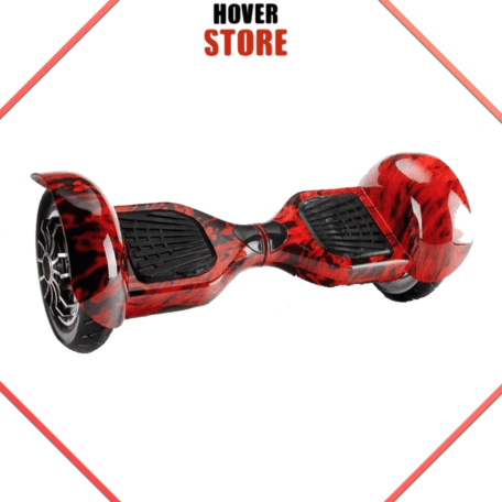 Hoverboard 10 pouces Flamme