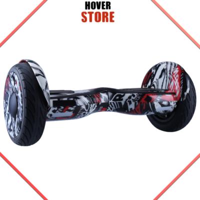 Hoverboard hip hop 4x4