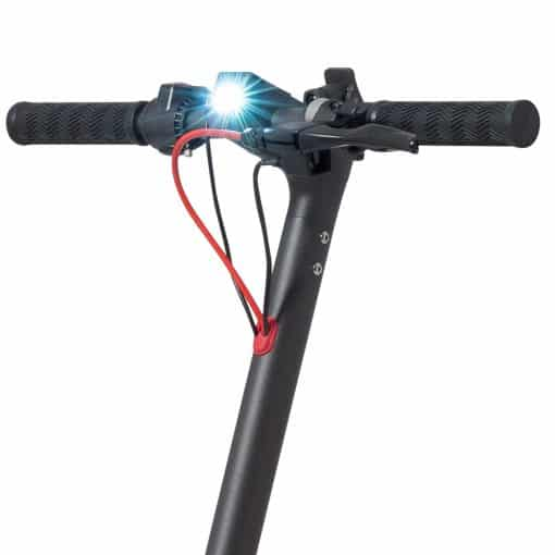 Trottinette élecrique LED AVANT