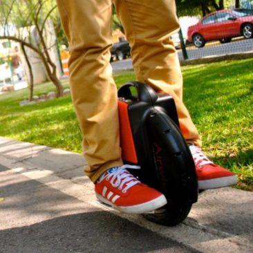 Gyroroue, Monoroue, Monowheel, … Explications et gamme E-Wheel !
