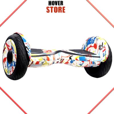 Hoverboard en 10 pouces 4x4 Hoverboard en 10 pouces 4x4