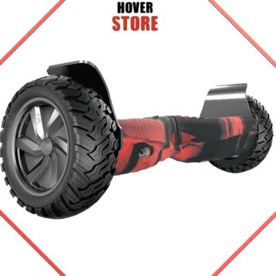 Protection en silicone Hoverboard Hummer