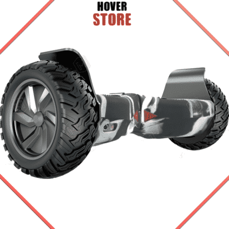 Protection en silicone pour Hoverboard TOUT TERRAIN