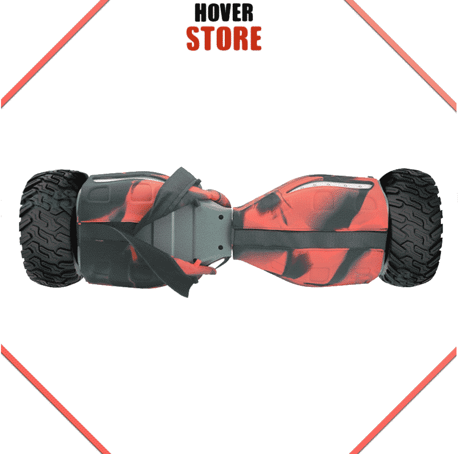 Protection en silicone Hoverboard Hummer