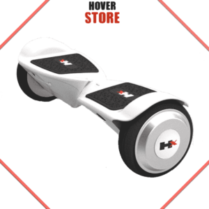 Hoverboard blanc avec bluetooth