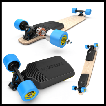 Comparatif Gamme Skateboard Electrique