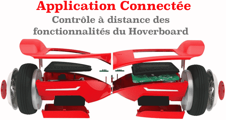 hoverboard BLUETOOTH hx