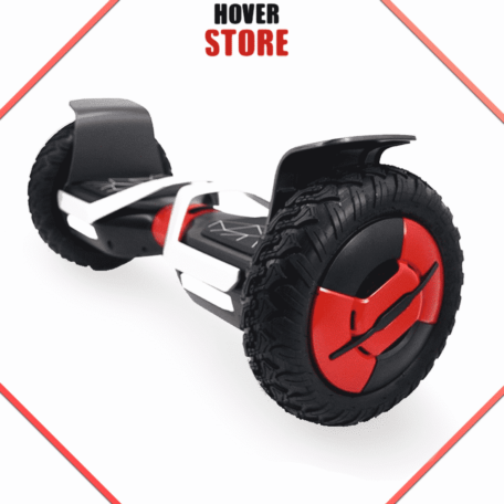 Hoverboard X-Cross Hoverboard tout terrain 10 pouces
