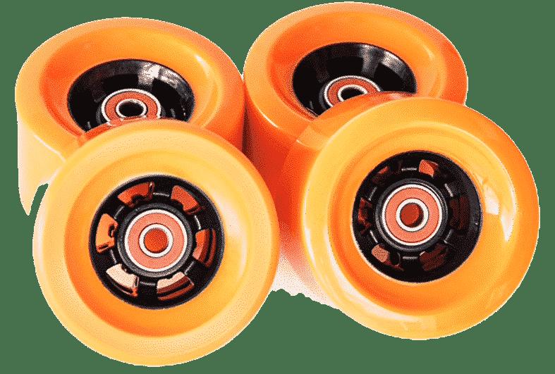 Roue pour skate électrique