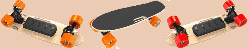 E-skate electrique