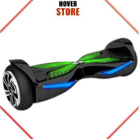 Hoverboard bluetooth noir