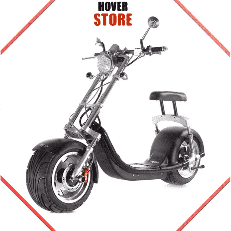Moto harley city coco innovation lectrique hover store for Garage scooter aubervilliers