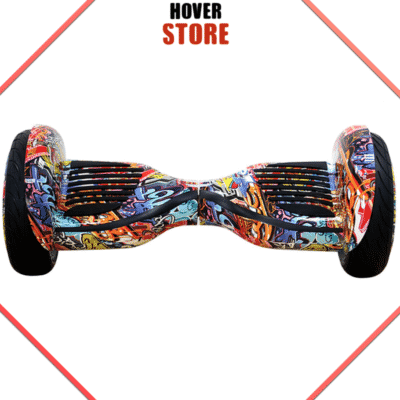 Hoverboard 10 pouces 4x4