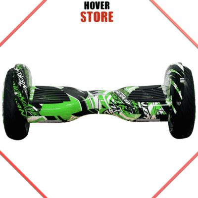Hoverboard 10 pouces tout terrain