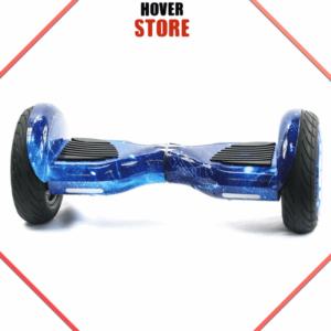 Hoverboard 10 pouces pas cher Hoverboard Bleu 10 pouces