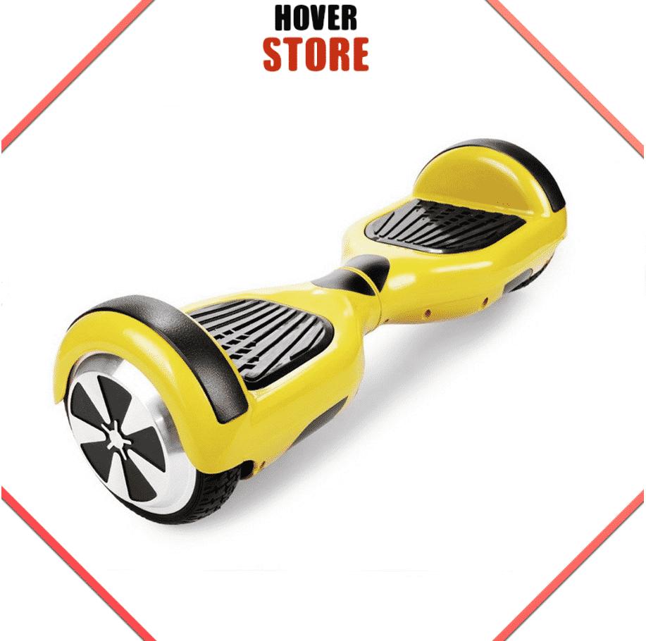 hoverboard jaune au meilleur prix de france marque fran aise. Black Bedroom Furniture Sets. Home Design Ideas