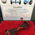 Hoverboard 2.0 rouge