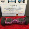 Hoverboard TOUT TERRAIN 8.5 pouces Univers