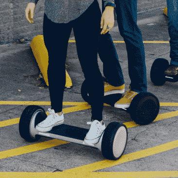 Hoverboard Test / Réglementation pour NVEI / Dangers sur les NVEI