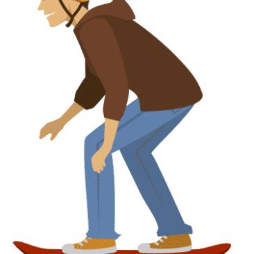 Skate Electrique pas cher : E-skate electrique pas cher : Skateboard electrique à 4 roues
