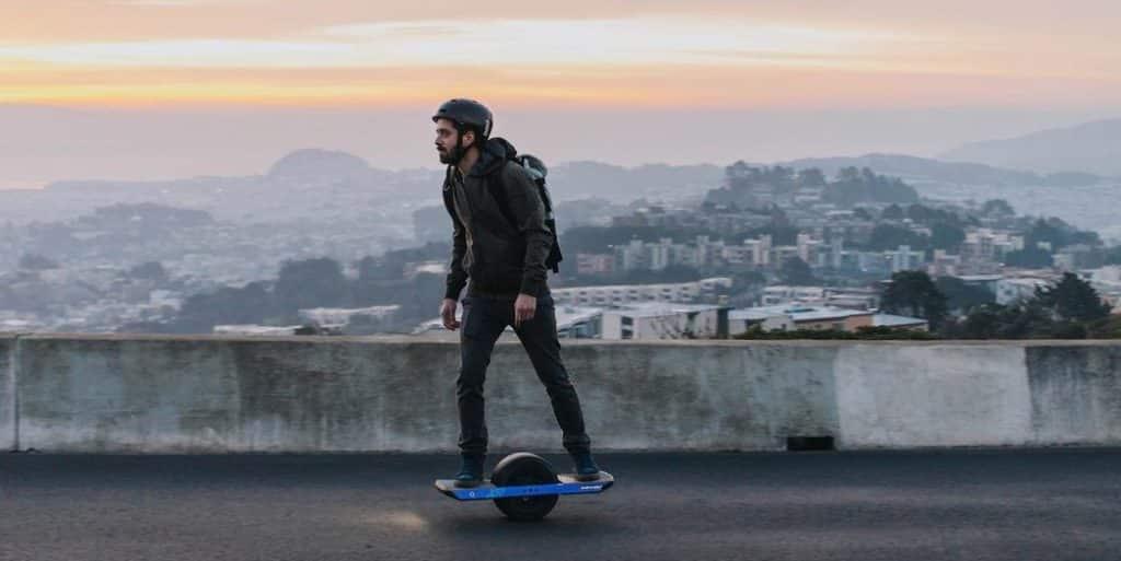 Skate Electrique pas cher : One Wheel