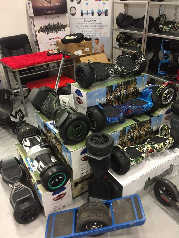 Hoverboard TOUT TERRAIN / Hoverboard pas cher / Gyropode TOUT TERRAIN / Skate électrique