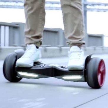 Pirater un Hoverboard