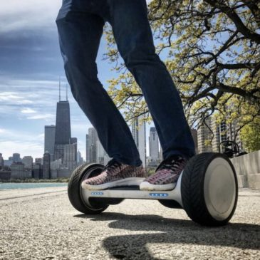 Quel hoverboard choisir selon l'age