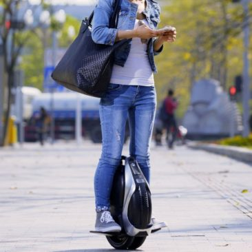 Les 5 meilleurs moyens de transport geek du moment