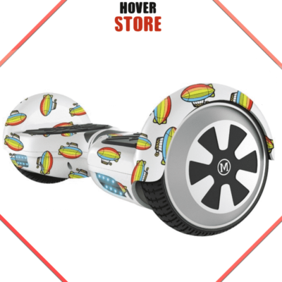 Hoverboard Montgolfière