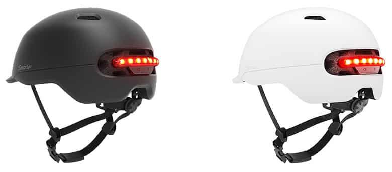 casque electrique intelligent