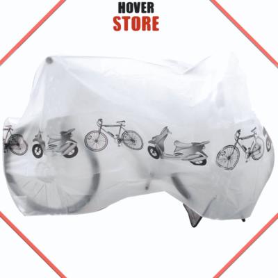 Bâche de protection pour vélo
