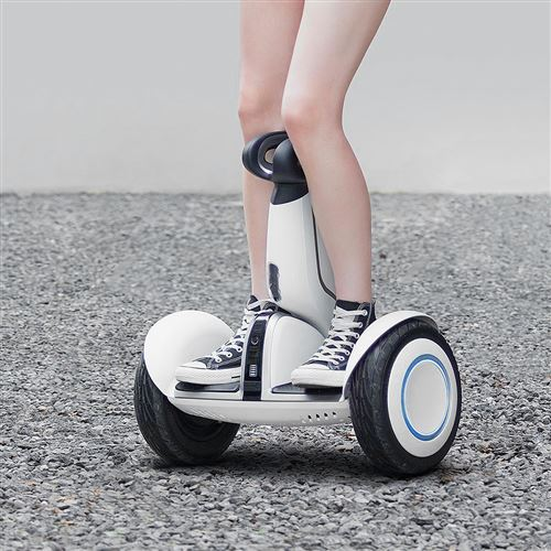 Gyropode-Xiaomi-N4M340-Ninebot-Plus-No-9-Scooter-a-Equilibrage-Automatique-11-2-Roues-Self-Balancing-18km-h-Blanc