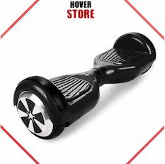 Hoverboard-noir