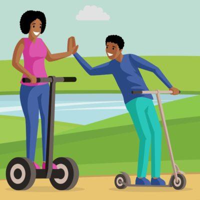 Hoverboard & Hoverkart