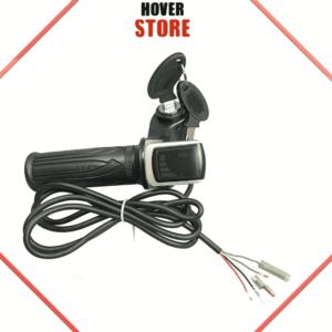 Poignée d'accélérateur pour scooter electrique